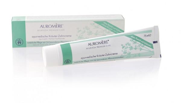 Auromere - Mundhygiene - Ayurvedische Kräuter Zahncreme Naturkosmetik