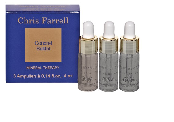 Chris Farrell - Concret Baktol - Mineral Therapy