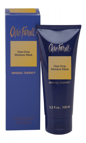 Chris Farrell - Dew Drop Moisture Mask - Mineral Therapy