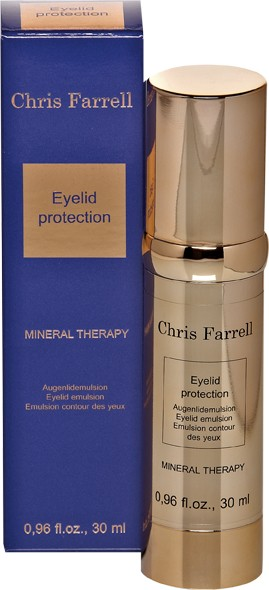 Chris Farrell - Eyelid Protection - Mineral Therapy