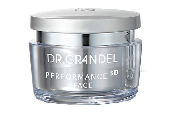 Dr. Grandel - Face - Performance 3D