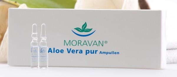 Moravan - Aloe Vera Pur Ampullen