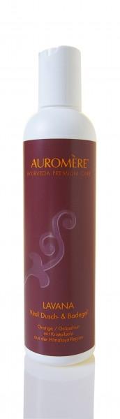 Auromere - Pflegeprodukte - Lavana Vital Duschgel Badegel Naturkosmetik