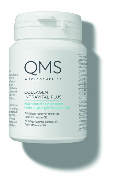 !QMS Medicosmetics - Collagen Intravital Plus Nutritional Supplement