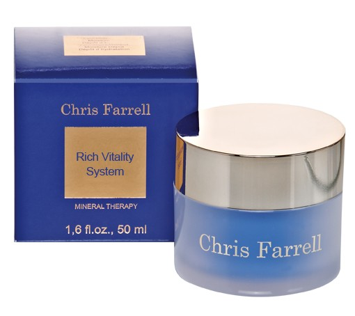 Chris Farrell - Rich Vitality System - Mineral Therapy