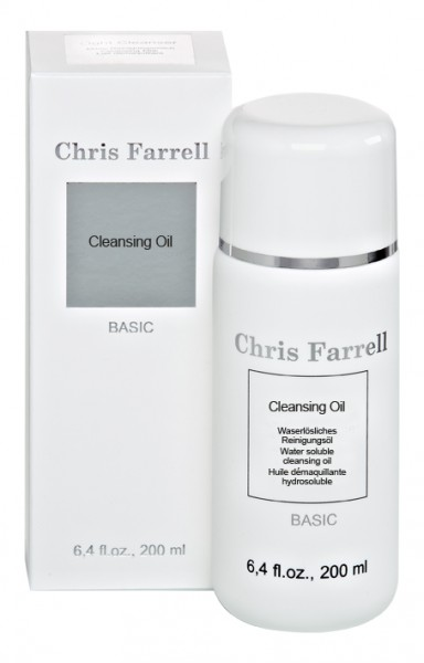 Chris Farrell - Cleansing Oil - Basic Line