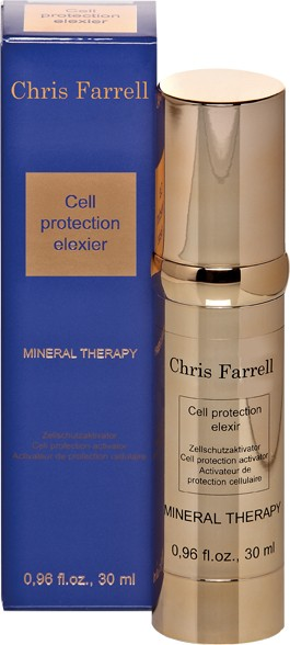 Chris Farrell - Cell Protection Elexir - Mineral Therapy