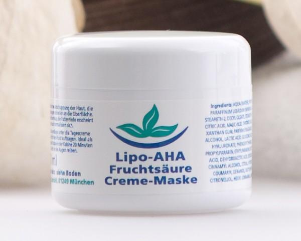 Moravan - Lipo-Aha-Fruchtsäure-Creme/Maske
