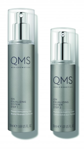 !QMS Medicosmetics - Advanced Ion Equalizing System 2 Step