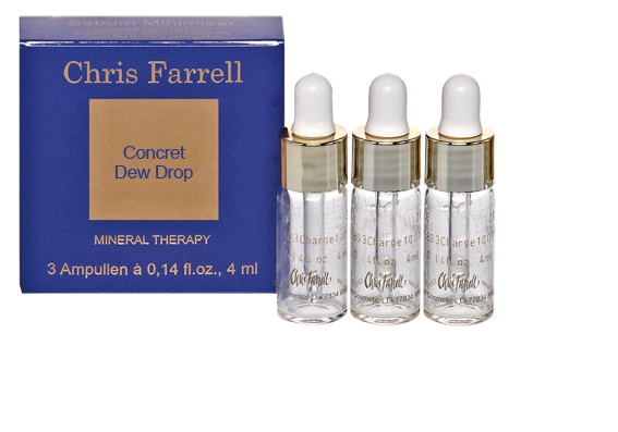 Chris Farrell - Concret Dew Drop - Mineral Therapy