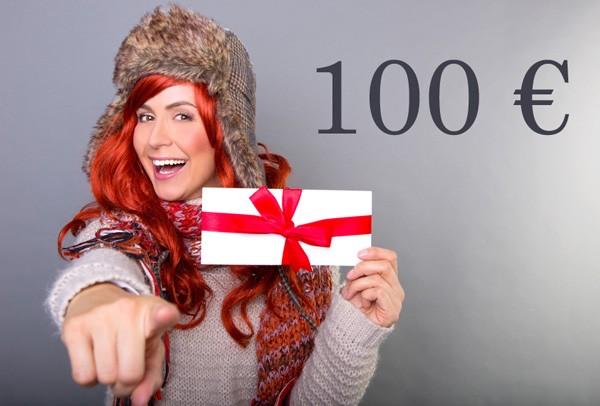 Kosmetik Geschenkgutschein 100 €